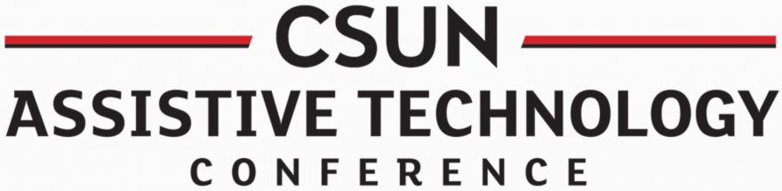 Logo of the CSUN assistive technology conference