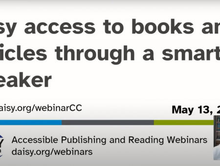 Webinar: Easy Access to Books and Articles Through a Smart Speaker